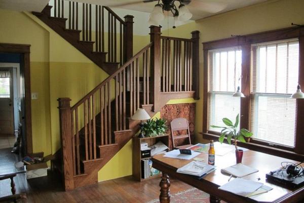 Custom Oak Stairs