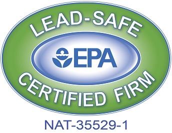 Lead-Safe Certified Firm NAT-35529-1